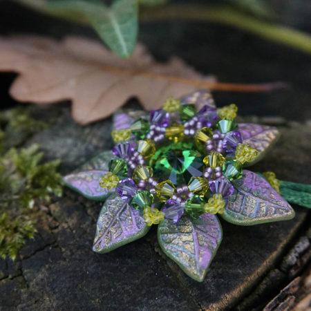 Az első tavaszi ibolya - FLOWer medál