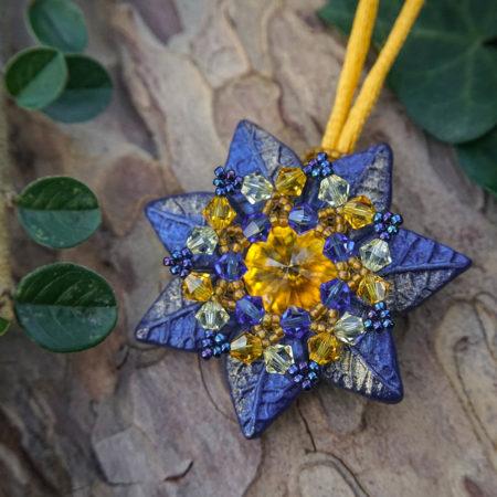 A hullócsillagos éjszaka - FLOWer medál